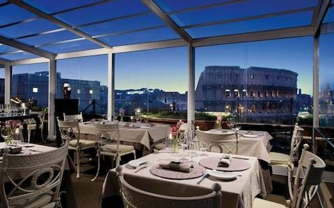 Where to stay in Rome: hotels by district