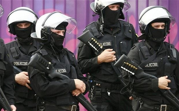 Explosives seized from Polish home linked Breivik-inspired lecturer