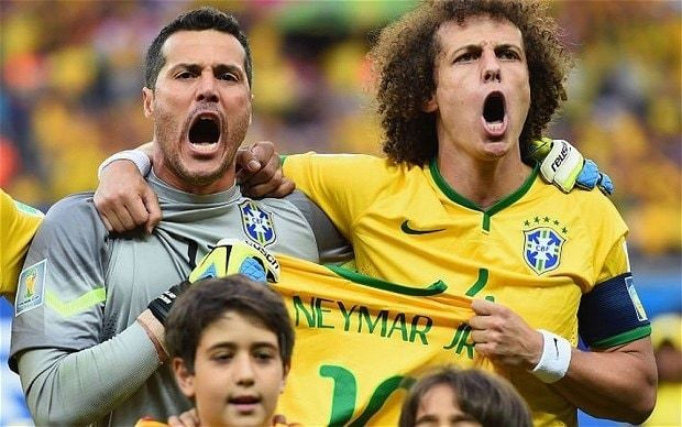 World Cup 2014: No team 'showed as much passion' or 'wanted it more' than Brazil - but it counted for nothing