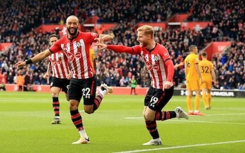 Nathan Redmond wins over critics as Ralph Hassenhuttl's work ethic lifts Southampton