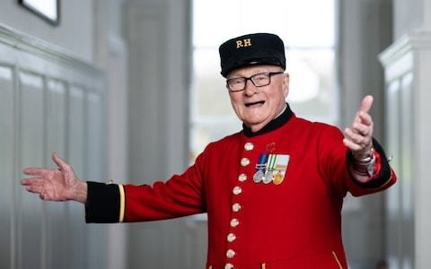 BGT winner Colin Thackery: 'I dread to think what would have become of me if I hadn't joined the army'