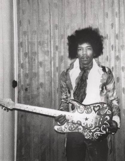 Jimi Hendrix: how nine months in London made him a star - Telegraph