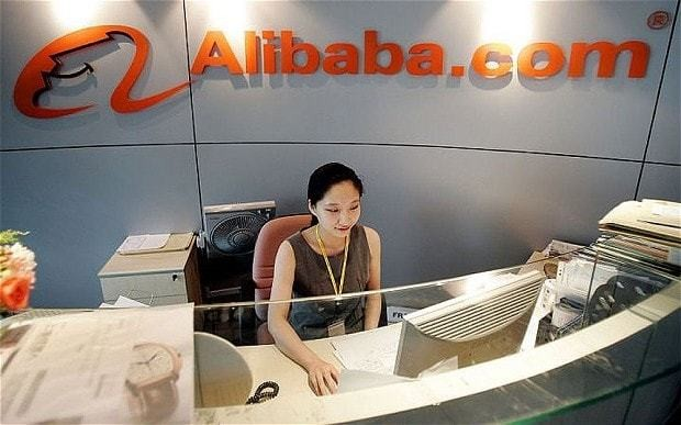 Alibaba names new chief executive after posting 45pc revenue rise