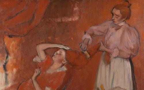 Painter's Paintings: National Gallery exhibition to showcase artwork secretly collected by vying rival artists