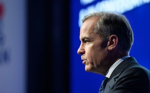 Mark Carney gives cautious welcome to Facebook's digital currency plans