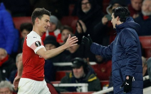 Laurent Koscielny says Unai Emery has brought 'fresh air' to Arsenal as defender starts his own 'new chapter'