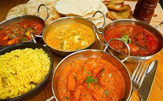 Why curry needn't be a guilty pleasure