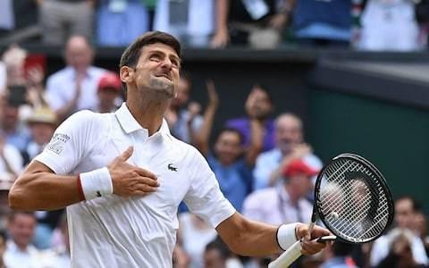 Longest ever Wimbledon final showed Roger Federer cannot shift mental block against Novak Djokovic