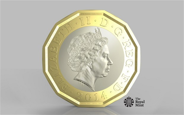 Budget 2014: George Osborne to announce new £1 coin