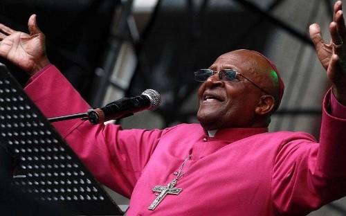 Desmond Tutu to lecture on cruise voyage