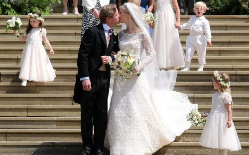 The most beautiful royal wedding dresses of all time, from Grace Kelly to newlywed Lady Gabriella Windsor