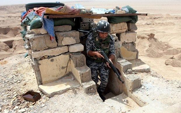 Isil jihadists close Iraq dam gates