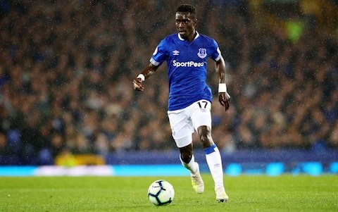 Everton's Idrissa Gueye remains keen on PSG move while Ademola Lookman closes in on RB Leipzig switch