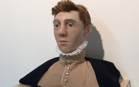 Face of Lord Darnley revealed - Mary Queen of Scots' 'lusty and well proportioned' husband