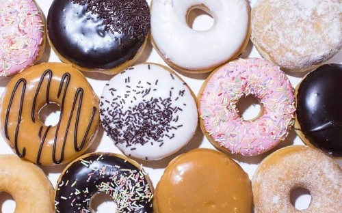 Dunkin's top 10 bestselling doughnuts - Telegraph
