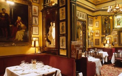 Britain's most historic restaurants  - Telegraph