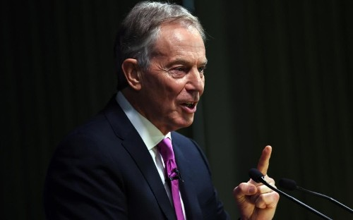 Tony Blair's Brexit speech in full: 'They will say Leaving is inevitable. It isn't'