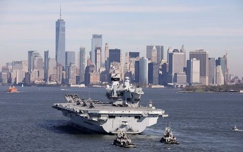 Our once great Royal Navy needs to get its priorities right