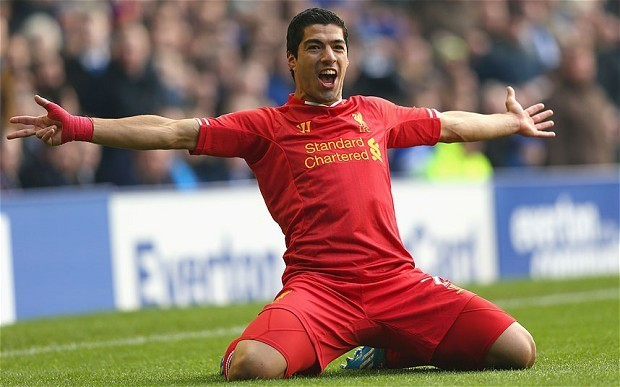 Luis Suarez will fit right in at Barcelona where the pair make a suitably unrepentant couple