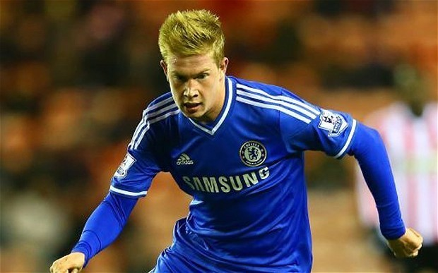 Kevin de Bruyne: no 'joy' in playing for Jose Mourinho's Chelsea any longer