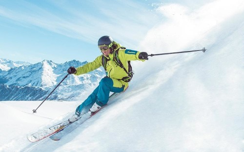 How to cheat your way to skiing like a pro