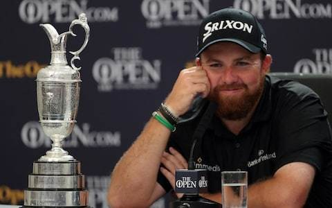 'I want Shane Lowry to lead out my Ryder Cup team', says Europe captain Padraig Harrington