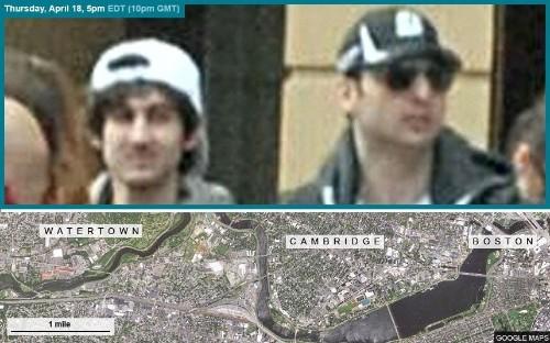 Boston Marathon bombers: timeline since FBI photo release - Telegraph