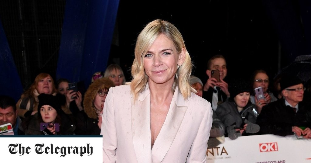 Zoe Ball's 'voluntary pay cut' tells us so much about women in work