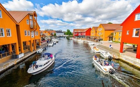 A quaint town with pristine beaches and fantastic views of the fjord – an expert guide to Kristiansand