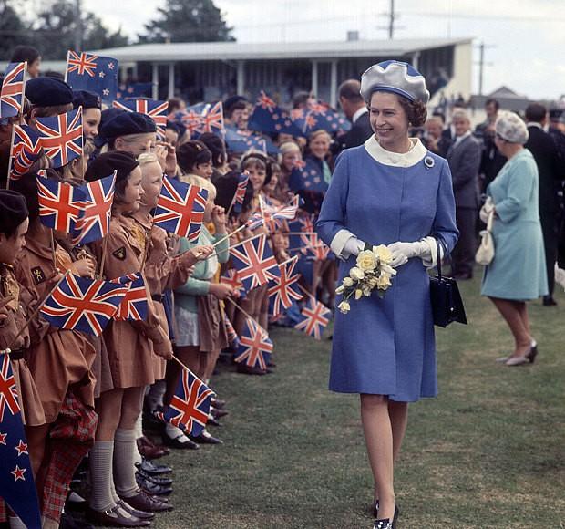 Queen's former private secretary recalls moment stunned crowds heard Prince Philip 'swear'