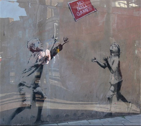 Banksy condemns 'disgusting' Stealing Banksy exhibition on opening day