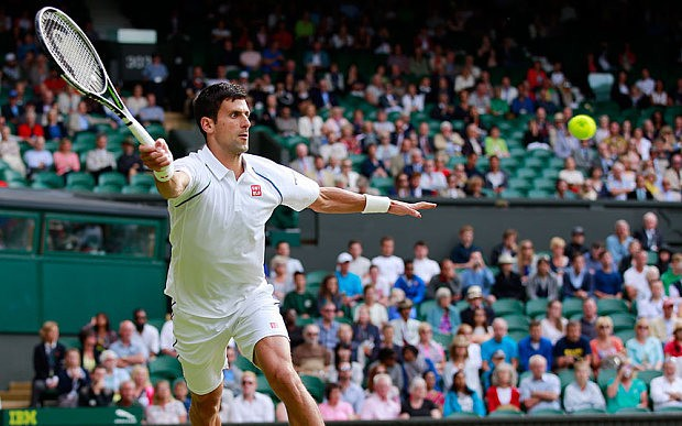 Wimbledon's empty seats blamed on corporate guests choosing wine and steak over tennis
