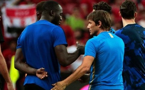 Man Utd tour diary: Romelu Lukaku spotted holding Inter Milan shirt, while Ashley Young victim of boo boys