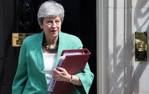 In the dying embers of her premiership, Theresa May is still doing her best to harm Conservatism