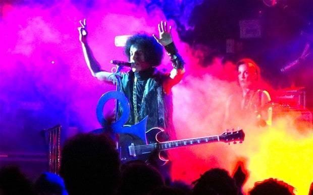 Prince announces further tour dates