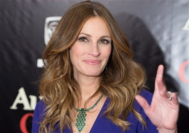 Julia Roberts: I've risked my career by not having a facelift