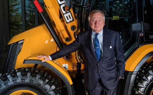 JCB defies Brexit fears with £50m factory investment