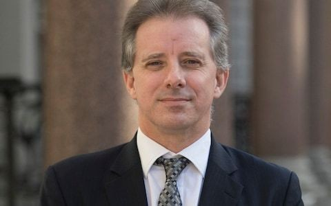 Mueller agents given UK approval to interview Christopher Steele in London over Donald Trump dossier