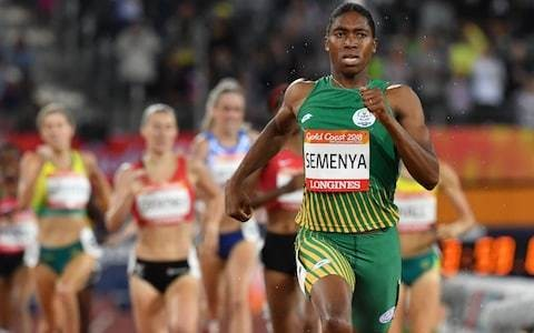 Exclusive: Caster Semenya rebukes Seb Coe for 'opening old wounds'