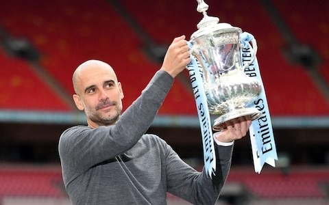 Pep Guardiola denies allegations Manchester City broke financial laws: 'We are not guilty and they have to prove it'