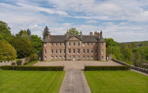 Yours for £3m: a Scottish castle built on a fortress owned by kings