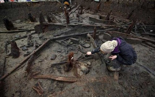 Uncovering the mysteries of 'Britain's Pompeii'