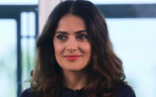 Salma Hayek: 'Harvey Weinstein threatened to break my knee caps'