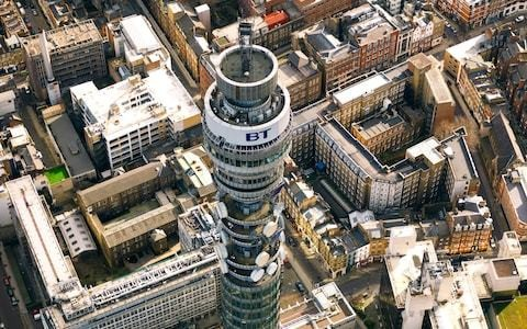 BT retreats from Ireland with £400m sale as international selloff gains pace