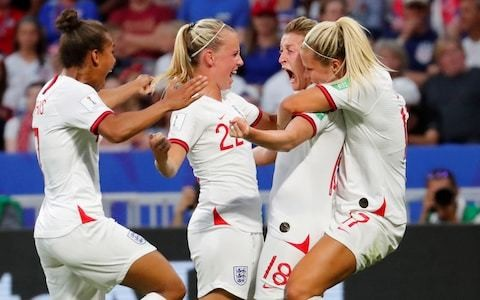 England women set for record attendance against Germany at Wembley