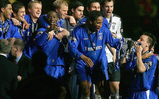 John Terry: Capital One Cup final is a chance to win a first trophy for this current Chelsea generation