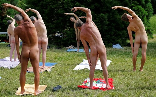 UK's official naturist group sees boost in membership for first time in 15 years