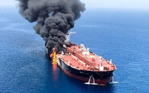 Why Iran would sabotage itself by attacking tankers in the Gulf of Oman