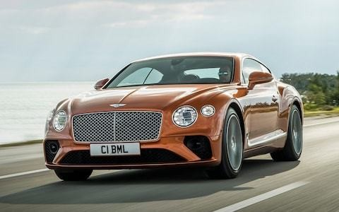 2020 Bentley Continental GT V8 review: the best grand tourer in the world just got better