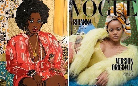 Vogue's Rihanna cover photographer accused of cultural appropriation